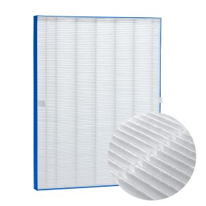 The Winix 115122 Replacement Filter G is a one year True HEPA replacement - compatible with Winix Air Purifier unit 5500.