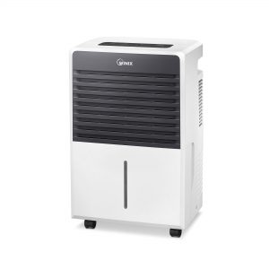 50BT Dehumidifier - Protect your home from mold and mildew. Bucket has CleanCel Anti-Microbial coating with Auto Shut off feature. Energy Star Certified.
