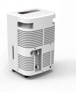 Winix Dehumidifier rear view