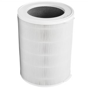 The Winix 112180 Replacement Filter N is for Winix Air Purifier units NK100 and NK105. The True HEPA Filter captures 99.97% of particles and impurities.