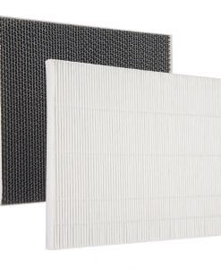 The Winix 712180 Replacement Filter W is for the Winix AW600 Air Washer. This filter features a blended Carbon and HEPA filtration technology.