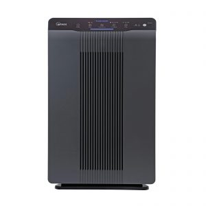 The WINIX 5500-2 3-Stage Air Purifier with PlasmaWave® Technology captures 99.97% of particles and covers rooms up to 360sq. ft.