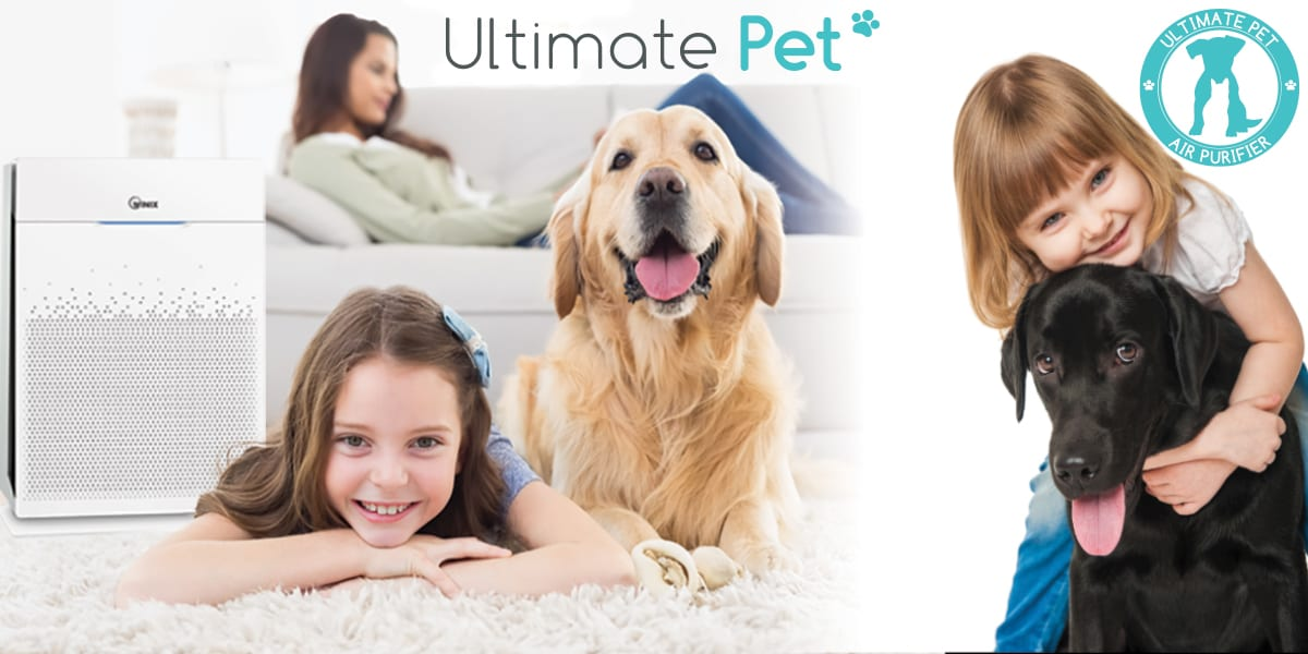 HR900 Ultimate Pet Air Purifier