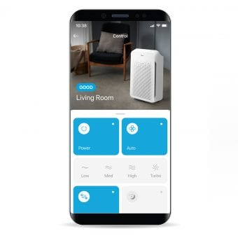 Winix Smart App for C545 Air Purifier - Control Your Unit From Anywhere